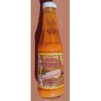 Mojo Canarion - Mojo Agridulce Mojosauce süßsauer 300ml/290g Flasche produziert auf Gran Canaria