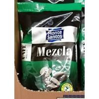 Monte Santos - Cafe Molido Mezcla 50/50 Kaffee gemahlen 250g Tüte produziert auf Gran Canaria (von Emicela)