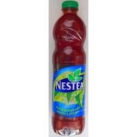 Nestea Mango y Pina - exclusivo Canario Eistee Mango-Ananas PET-Flasche 1,5l - produziert in Tacoronte Teneriffa exklusiv nur für die Kanaren