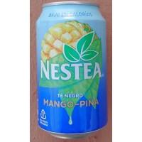 Nestea Mango y Pina - exclusivo Canario Eistee Mango-Ananas Dose 330ml - produziert in Tacoronte Teneriffa exklusiv nur für die Kanaren