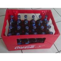Nestea Melocoton Kronkorken Glasflasche 24x 300ml mit Kasten inkl. Mehrwegpfand - produziert in Tacoronte Teneriffa