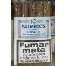 Palmeros 10 Senoritas 10 Zigarren produziert auf Gran Canaria