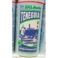 Sal Marina TENEGUIA - feines Meersalz 100g Streudose produziert auf La Palma
