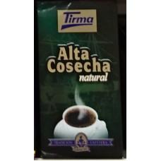 Tirma - Alta Cosecha Natural Röstkaffee gemahlen 250g produziert auf Gran Canaria