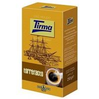 Tirma - Café Torrefacto Röstkaffee mit Espresso-Röstung gemahlen 250g produziert auf Gran Canaria