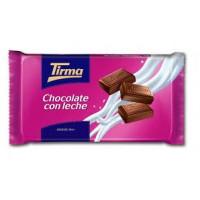 Tirma - Chocolate con Leche Milchschokolade 150g Tafel produziert auf Gran Canaria
