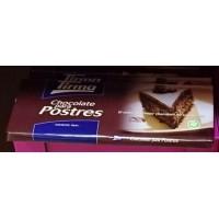 Tirma - Chocolate Para Postres 53% Cacao Tafel Schokolade für Nachtisch und backen 150g produziert auf Gran Canaria