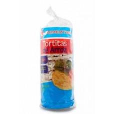 Comeztier - Tortitas de Arroz integrales sin gluten Reiswaffeln glutenfrei 140g produziert auf Teneriffa