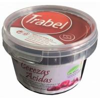 Trabel - Cerezas Acidas rote Kirschen eingelegt im Becher 250g produziert auf Gran Canaria