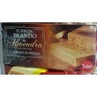 Trabel - Turron Blando de Almendra Calidad Suprema Nougat Mandel 150g produziert auf Gran Canaria