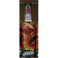 Tropical - Bandido Cerveza & Tequila Bier 5,9% Vol. 330ml Glasflasche produziert auf Gran Canaria