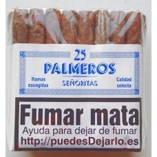 Vega Palmera - Palmeros 25 Senoritas 25 Zigarren produziert auf Teneriffa