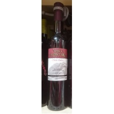 Bodegas Vina Frontera - Tinto Dulce Vino Rotwein lieblich 15% Vol. 500ml produziert auf El Hierro