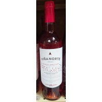 Viña Norte - Rosado Afrutado Rosé-Wein lieblich 11,5% Vol. 750ml produziert auf Teneriffa