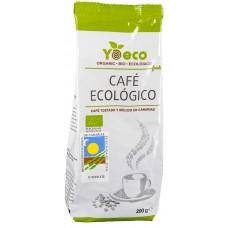 Yoeco - Cafe Ecologico Bio Kaffee gemahlen 200g Tüte produziert auf Teneriffa