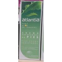 atlantia - Creme Reparados de Pies Puro Aloe Vera de Canarias 75ml produziert auf Teneriffa
