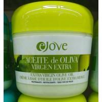 eJove - Aceite de Oliva Virgen Extra Körpercreme Oliven 300ml produziert auf Gran Canaria