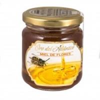Oro del Atlantico - Miel de Flores kanarischer Bienenhonig 250g produziert auf Teneriffa